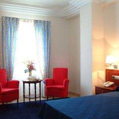 Hotel Gran Legazpi комната для гостей
