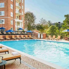 Отель Washington Marriott Wardman Park сауна
