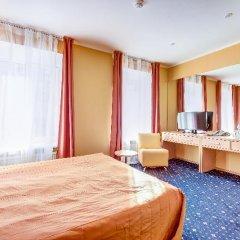 Мини-Отель Поликофф Стандартный номер с разными типами кроватей фото 9