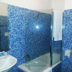 Отель Grand Hotel Dei Cesari Dependance Италия, Анцио - отзывы, цены и фото номеров - забронировать отель Grand Hotel Dei Cesari Dependance онлайн ванная