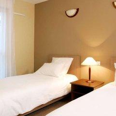 Отель Appart'City Nice Acropolis Франция, Ницца - 6 отзывов об отеле, цены и фото номеров - забронировать отель Appart'City Nice Acropolis онлайн комната для гостей фото 3