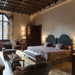 Grand Hotel Baglioni комната для гостей фото 2