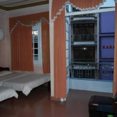Отель Trang Thanh Guesthouse Далат комната для гостей фото 2