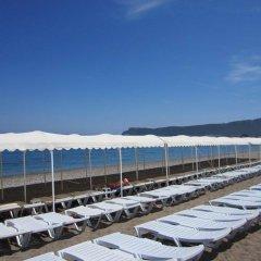 Garden Resort Bergamot Hotel – All Inclusive пляж