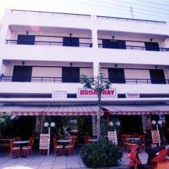 Отель Kallys Apartments Греция, Кос - отзывы, цены и фото номеров - забронировать отель Kallys Apartments онлайн вид на фасад фото 2