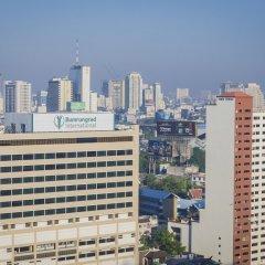 Отель Dream Bangkok балкон