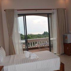 Отель Hong Bin Bungalow балкон