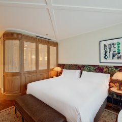 Отель Bless Hotel Madrid, a member of The Leading Hotels of the World Испания, Мадрид - отзывы, цены и фото номеров - забронировать отель Bless Hotel Madrid, a member of The Leading Hotels of the World онлайн комната для гостей фото 5