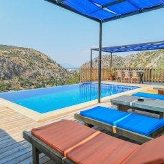 Villa Patara 3 Турция, Патара - отзывы, цены и фото номеров - забронировать отель Villa Patara 3 онлайн бассейн