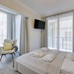 Апартаменты Lion Apartments -Monte Carlo Deluxe комната для гостей фото 2