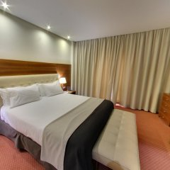 Hotel Silken Coliseum комната для гостей