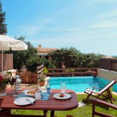 Отель La Riviera Barbati бассейн фото 3