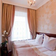 Бутик-Отель Золотой Треугольник 4* Стандартный номер с 2 отдельными кроватями фото 22
