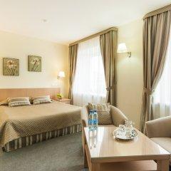 Гостиница Гранд Авеню by USTA Hotels 3* Стандартный номер с двуспальной кроватью фото 15