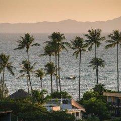 Отель AVA Sea Resort пляж фото 2