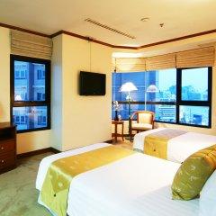 Отель Grand Diamond Suites Hotel Таиланд, Бангкок - отзывы, цены и фото номеров - забронировать отель Grand Diamond Suites Hotel онлайн комната для гостей