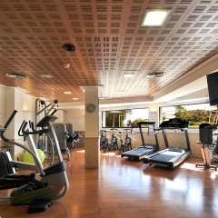Hotel Playa Esperanza фитнесс-зал