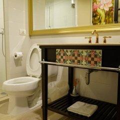 Отель Saras Бангкок ванная