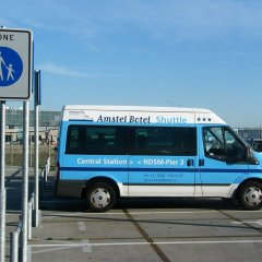 Отель Amstel Botel Нидерланды, Амстердам - - забронировать отель Amstel Botel, цены и фото номеров городской автобус