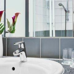 Отель IntercityHotel Hamburg Hauptbahnhof ванная фото 2
