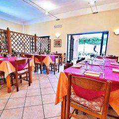 Отель Residence Bellavista Манерба-дель-Гарда питание фото 2