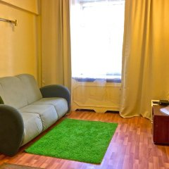 Апартаменты LUXKV Apartment on Tverskaya-Yamskaya комната для гостей фото 3