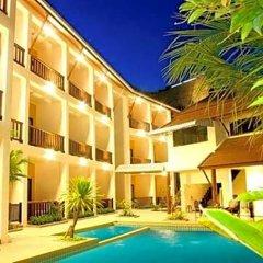 Krabi Cozy Place Hotel спортивное сооружение