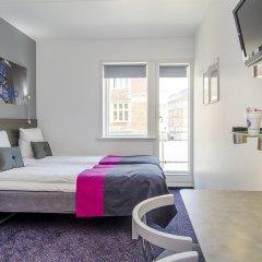 Отель CABINN City Hotel Дания, Копенгаген - 5 отзывов об отеле, цены и фото номеров - забронировать отель CABINN City Hotel онлайн комната для гостей фото 5
