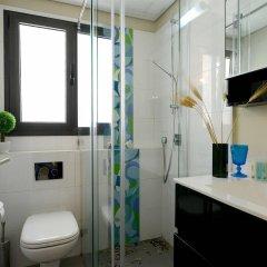 King George 83 Vacation apartments Израиль, Тель-Авив - 2 отзыва об отеле, цены и фото номеров - забронировать отель King George 83 Vacation apartments онлайн ванная