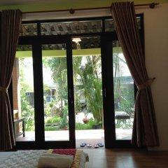 Отель Mai Binh Phuong Bungalow комната для гостей