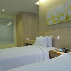 Отель Glow Central Pattaya Паттайя комната для гостей фото 10