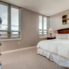 Отель Global Luxury Suites at Woodmont Triangle South США, Бетесда - отзывы, цены и фото номеров - забронировать отель Global Luxury Suites at Woodmont Triangle South онлайн комната для гостей фото 3