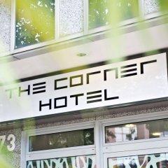 Отель The Corner городской автобус