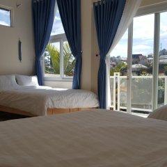 NK Dalat Hotel Далат комната для гостей