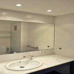 Отель Apartaments el Berganti Испания, Курорт Росес - отзывы, цены и фото номеров - забронировать отель Apartaments el Berganti онлайн ванная фото 2