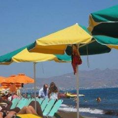 Отель Nitsa Rooms Греция, Кос - 1 отзыв об отеле, цены и фото номеров - забронировать отель Nitsa Rooms онлайн пляж