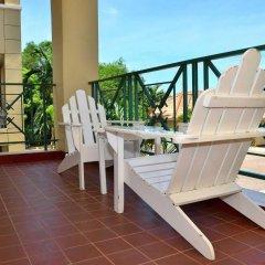 Отель El Greco Resort Ямайка, Монтего-Бей - отзывы, цены и фото номеров - забронировать отель El Greco Resort онлайн балкон