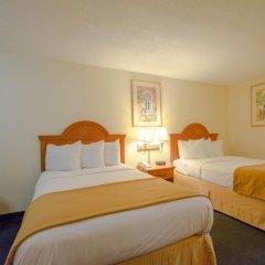Отель Quality Inn Sarasota North комната для гостей фото 2