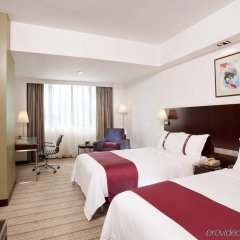 Отель Holiday Inn Vista Shanghai комната для гостей фото 3