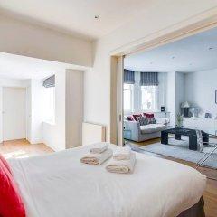 Отель Stunning 1 bed Apartment South Ken/knightsbridge Великобритания, Лондон - отзывы, цены и фото номеров - забронировать отель Stunning 1 bed Apartment South Ken/knightsbridge онлайн комната для гостей фото 3