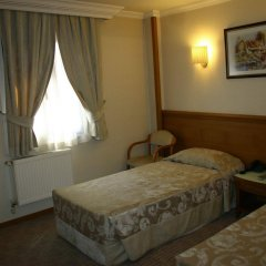 Yavuz Hotel комната для гостей
