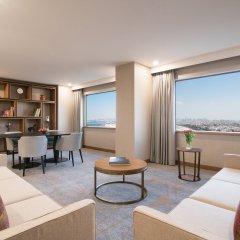 Отель Hyatt Regency Galleria Residence Дубай комната для гостей фото 4