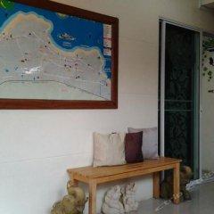 Отель AT. Center Guesthouse and Motorbike Pattaya интерьер отеля фото 3