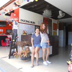 Отель Patong Buri детские мероприятия