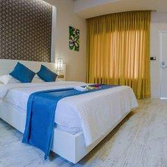 Отель Velana Beach комната для гостей фото 4