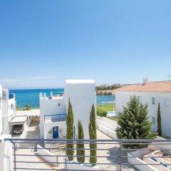 Отель Villa Saint Nikolas Кипр, Протарас - отзывы, цены и фото номеров - забронировать отель Villa Saint Nikolas онлайн балкон