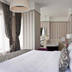 Гостиница Mercure Арбат Москва комната для гостей фото 5