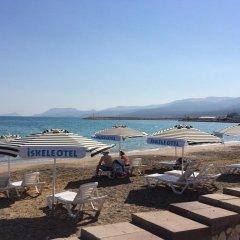 İskele Otel Турция, Силифке - отзывы, цены и фото номеров - забронировать отель İskele Otel онлайн пляж