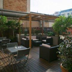 Отель Blanc Guest House Барселона гостиничный бар