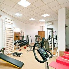Отель Eix Lagotel фитнесс-зал фото 3